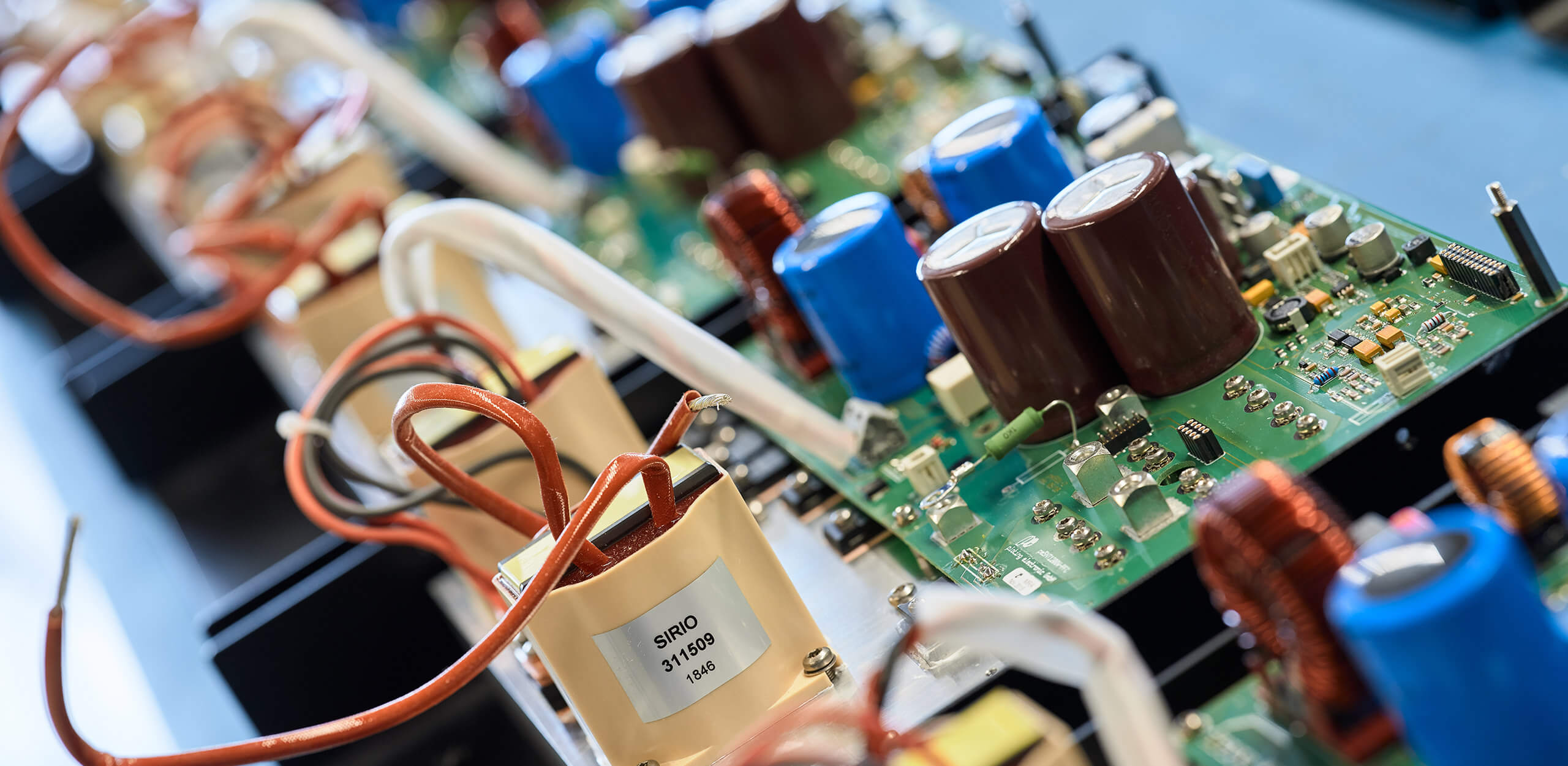 Development - Thinking ahead with the know-how of plating electronic